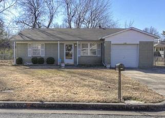 Foreclosure Home in Broken Arrow, OK, 74012,  W ATLANTA CT ID: P1041279