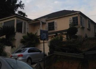 Foreclosed Home in BREA CREST DR, Los Angeles, CA - 90043