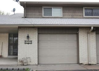 Foreclosure Home in Denver, CO, 80214,  SHERIDAN BLVD ID: P1045428