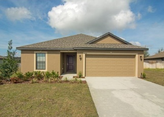 Foreclosed Home in SIESTA KEY AVE, Tavares, FL - 32778