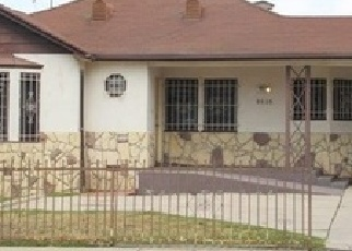 Foreclosure Home in Los Angeles, CA, 90047,  S HARVARD BLVD ID: P1046109