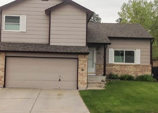 Foreclosure Home in Parker, CO, 80138,  CALLAWAY RD ID: P1046471