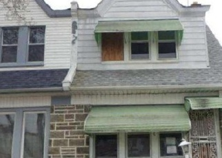 Foreclosed Home in DUNCAN AVE, Lansdowne, PA - 19050