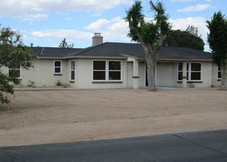 Foreclosed Home en RANCHERIAS RD, Apple Valley, CA - 92307