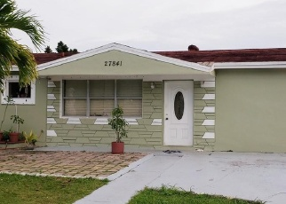 Foreclosed Home en SW 129TH CT, Homestead, FL - 33032