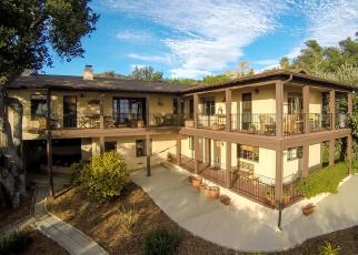 Foreclosed Home en LAS TUNAS RD, Santa Barbara, CA - 93103