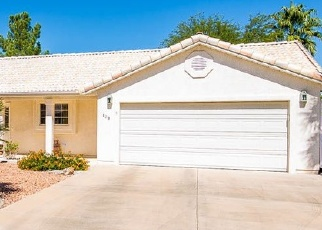 Foreclosure Home in Mesquite, NV, 89027,  CHEROKEE ST ID: P1050918