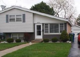 Casa en ejecución hipotecaria in Oak Lawn, IL, 60453,  MASON AVE ID: P1051161