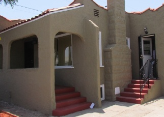 Foreclosure Home in Los Angeles, CA, 90044,  S BUDLONG AVE ID: P1052092
