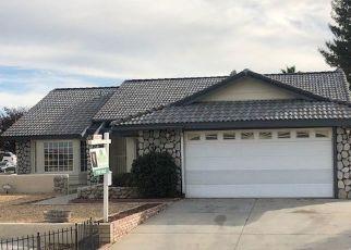 Foreclosed Home en PALM ST, Hesperia, CA - 92344
