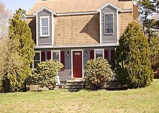 Foreclosure Home in Plymouth, MA, 02360,  WELTON DR ID: P1054137