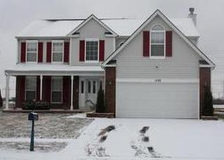 Foreclosed Home in ROSE CIR, Romeoville, IL - 60446