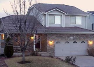 Casa en ejecución hipotecaria in Littleton, CO, 80130,  ASHBROOK CIR ID: P1055019