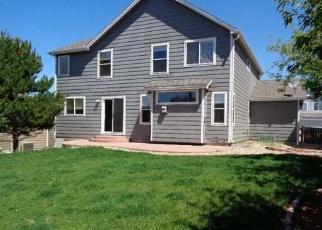 Foreclosure Home in Parker, CO, 80138,  QUAIL RUN LN ID: P1055466