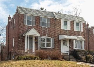 Casa en ejecución hipotecaria in Drexel Hill, PA, 19026,  MARSHALL RD ID: P1055775