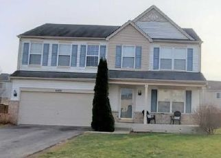 Foreclosed Home in COYOTE RIDGE CT, Plainfield, IL - 60586