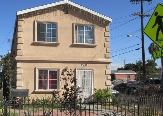 Foreclosure Home in Los Angeles, CA, 90001,  NADEAU ST ID: P1062856