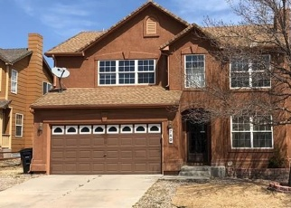 Foreclosed Home en RIDGEBURY PL, Fountain, CO - 80817