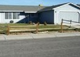 Foreclosure Home in Dayton, NV, 89403,  YELLOW JACKET RD ID: P1063480