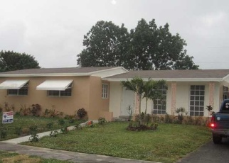 Foreclosed Home in NW 188TH TER, Miami, FL - 33169