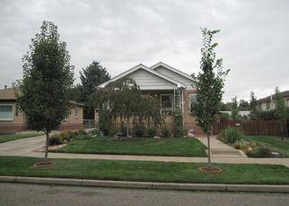 Casa en ejecución hipotecaria in Denver, CO, 80212,  QUITMAN ST ID: P1063945