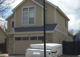 Foreclosure Home in Littleton, CO, 80125,  WESTSIDE CIR ID: P1063969