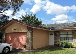 Foreclosed Home in NW 91ST AVE, Pompano Beach, FL - 33065