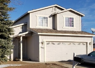 Foreclosure Home in Sun Valley, NV, 89433,  FOGGY CT ID: P1066421