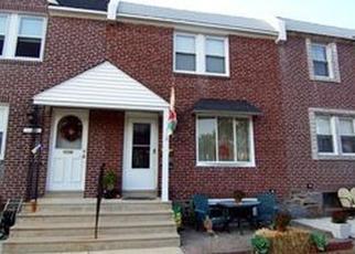 Casa en ejecución hipotecaria in Drexel Hill, PA, 19026,  BERKLEY AVE ID: P1068647