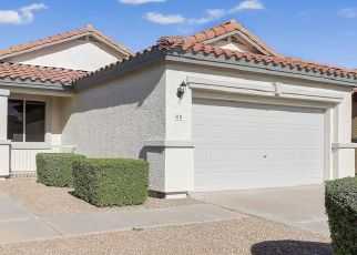 Foreclosed Home en W IVANHOE ST, Chandler, AZ - 85226