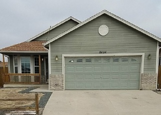 Foreclosure Home in Colorado Springs, CO, 80925,  APPLETON TRL ID: P1075314