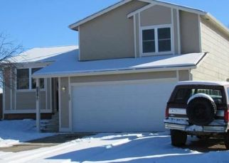 Foreclosed Home en BLOSSOM FIELD CT, Fountain, CO - 80817