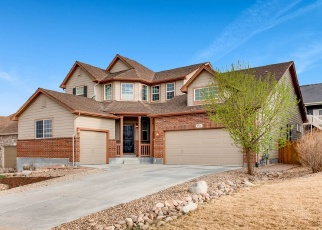 Foreclosure Home in Castle Rock, CO, 80108,  PAINT PONY CIR ID: P1075367