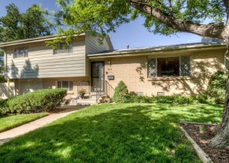 Foreclosure Home in Aurora, CO, 80011,  ELKHART ST ID: P1075430