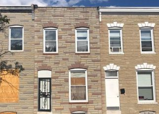 Foreclosed Home en N PORT ST, Baltimore, MD - 21205