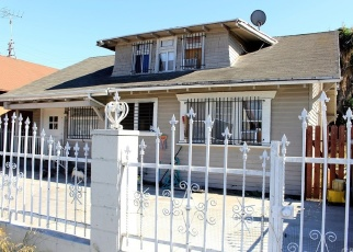 Foreclosure Home in Los Angeles, CA, 90003,  W GAGE AVE ID: P1077482
