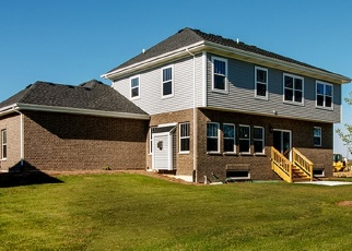 Foreclosed Home in W CANYON BLVD, Plainfield, IL - 60585