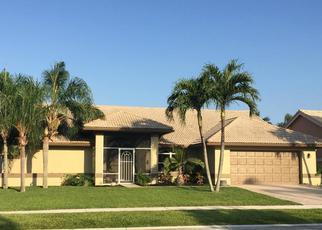 Foreclosed Home en HUDSON BAY LN, Lake Worth, FL - 33467