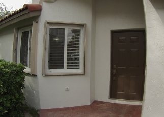 Foreclosed Home in NW 115TH CT, Miami, FL - 33178