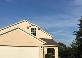 Foreclosed Home en NICHOLSON DR, Davenport, FL - 33837