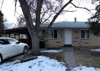 Casa en ejecución hipotecaria in Westminster, CO, 80030,  MARIA ST ID: P1087555