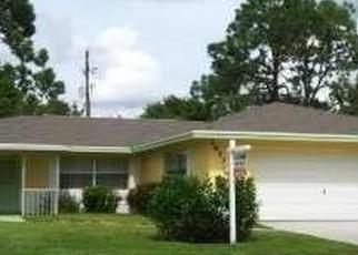Casa en ejecución hipotecaria in Naples, FL, 34105,  POINCIANA ST ID: P1087591