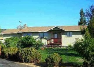 Casa en ejecución hipotecaria in Tuolumne Condado, CA ID: P1089892