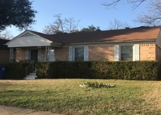 Foreclosure Home in Dallas, TX, 75228,  DUNLOE AVE ID: P1090938