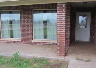Foreclosed Home in W COMANCHE AVE, Cashion, OK - 73016