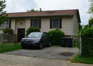 Foreclosed Home en 25TH AVE, Hyattsville, MD - 20783