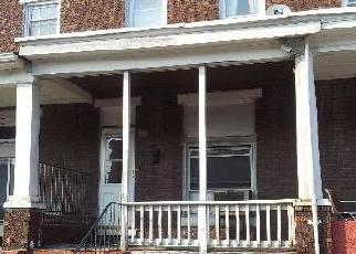 Foreclosed Home en BONAPARTE AVE, Baltimore, MD - 21218