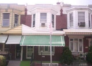 Foreclosed Home en N FRAZIER ST, Philadelphia, PA - 19131