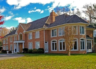 Foreclosed Home en MARY MEAD CT, Potomac, MD - 20854