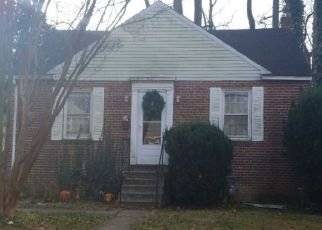 Foreclosed Home en DAWSON AVE, Silver Spring, MD - 20902